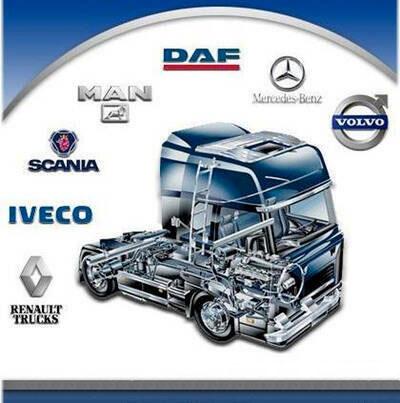 Запасные части для европейских грузовиков